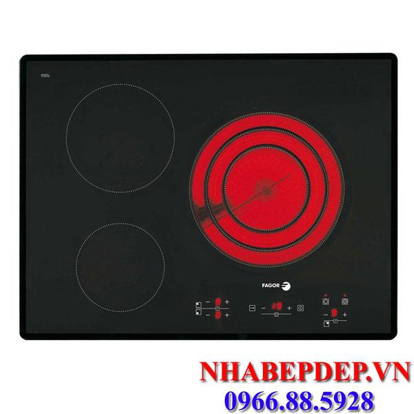 Bếp Điện Fagor 2VFT-700AS
