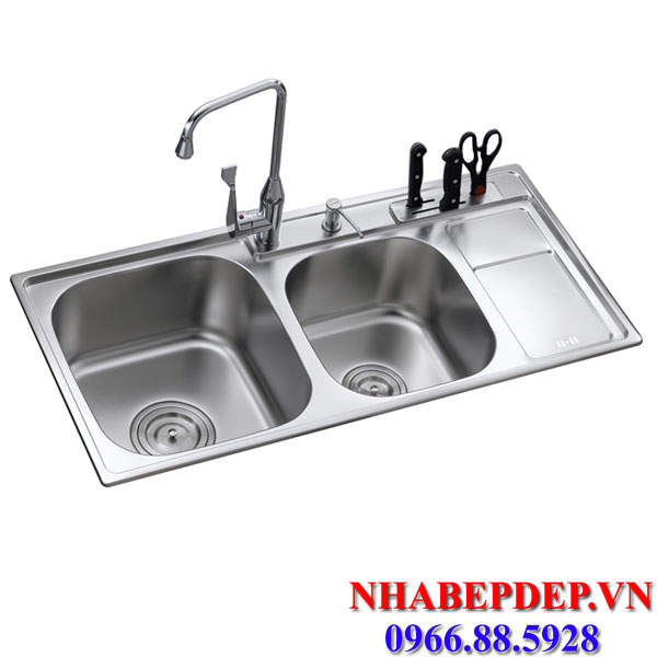 Chậu Rửa Bát TEXGIO-S9546