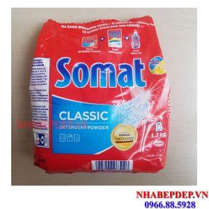 Bột Rửa Bát Somat 1,2kg