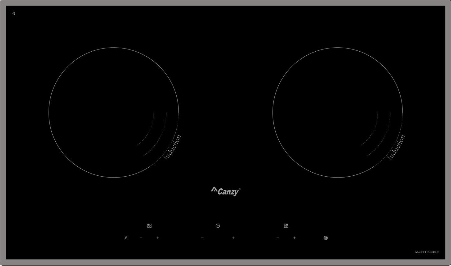 Bếp Từ Canzy CZ-800GB