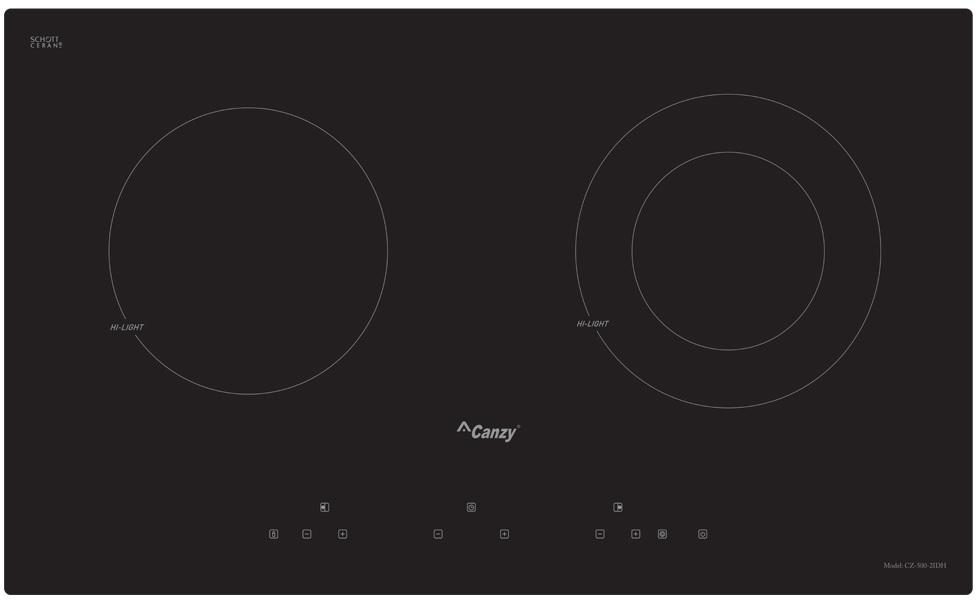 Bếp Điện Canzy CZ 500-2IDH