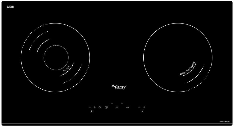 Bếp Điện Từ Canzy CZ-MIX823G