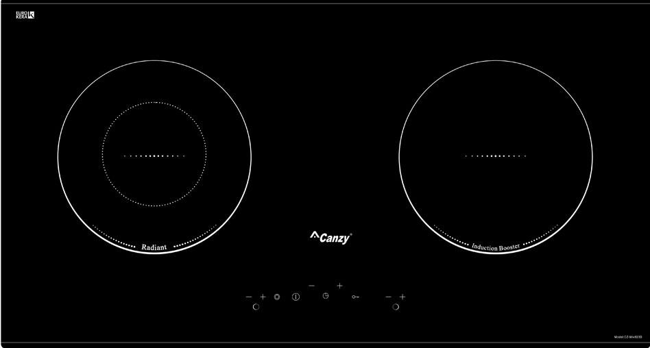 Bếp Điện Từ Canzy CZ-MIX 823S