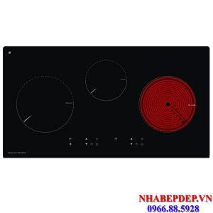 Bếp Điện Từ Canzy CZ 400-3GES + Tặng Bộ Nồi Từ