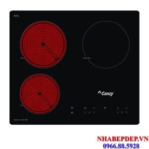Bếp Điện Từ Canzy CZ 500-3IHL + Tặng Bộ Nồi Từ