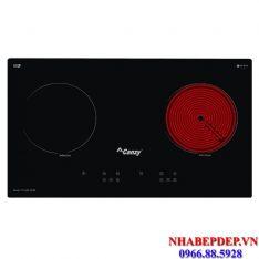 Bếp Điện Từ Canzy CZ 600-2GIH + Tặng Bộ Nồi Từ