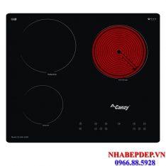 Bếp Điện Từ Canzy CZ 600-3GIH + Tặng Bộ Nồi Từ