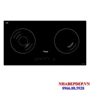 Bếp Điện Từ Canzy CZ-MIX823G + Tặng Bộ Nồi Từ