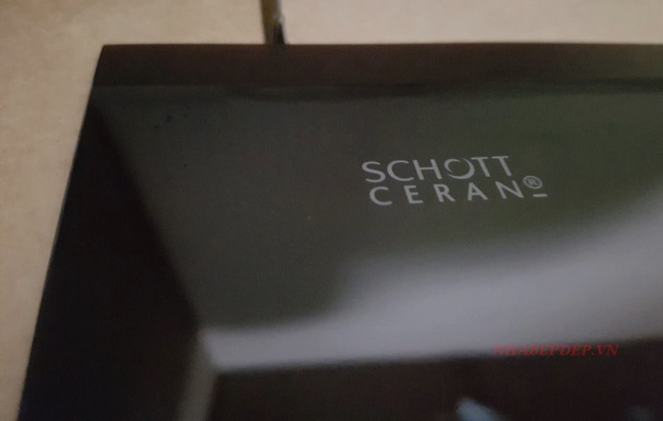 Kính Schott Ceran Đức cao cấp