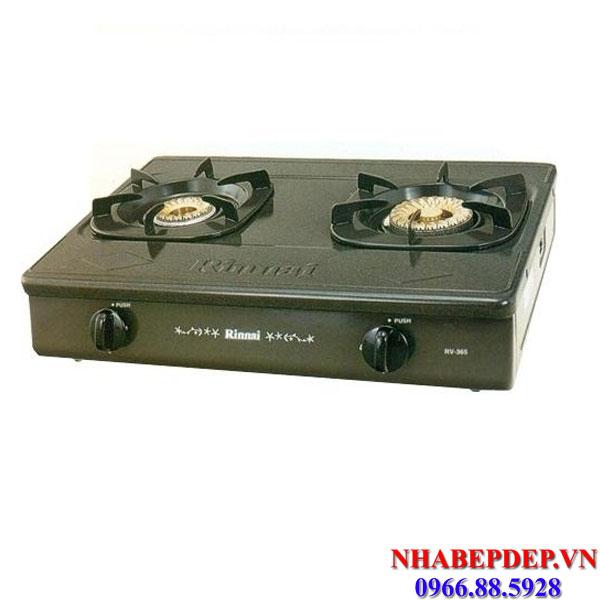 Bếp Gas Dương Rinnai RV-365(G)