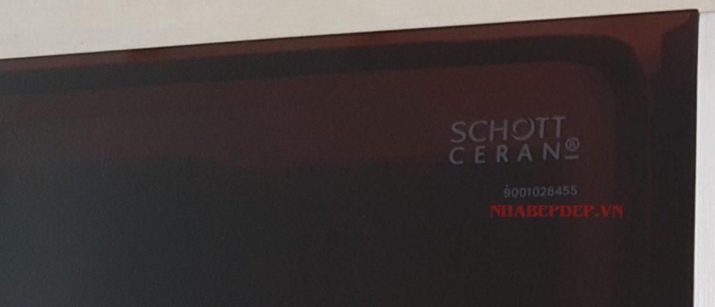 Kính Schott Ceran cao cấp