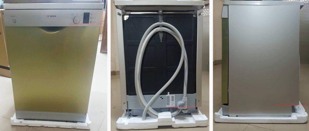 Các mặt sản phẩm Máy Rửa Bát Bosch SMS50E88EU