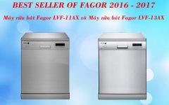 Máy Rửa Bát Fagor LVF-11AX Và Máy Rửa Bát Fagor LVF-13AX