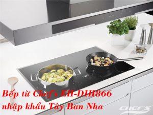 Bếp Từ Chefs EH-DIH866 Nhập Khẩu - Tinh hoa đến từ Tây Ban Nha
