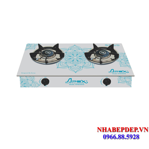 Bếp Gas Dương Kính Sunhouse APEX-APB 3550S