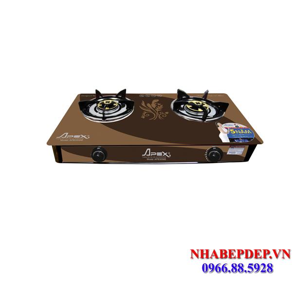 Bếp Gas Dương Kính Sunhouse APEX-APB 3556B