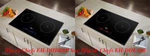 bếp từ chefs eh-dih888 và chefs eh-dih888P