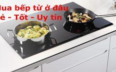 Mua Bếp Từ ở đâu Rẻ – Tốt – Uy Tín?