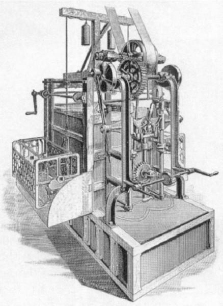 Máy rửa bát đầu tiên trong lịch sử