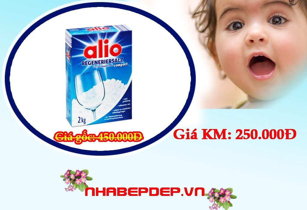 Muối Alio