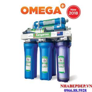 Máy Lọc Nước Kangaroo Omega+ KG02G4 Có Vỏ