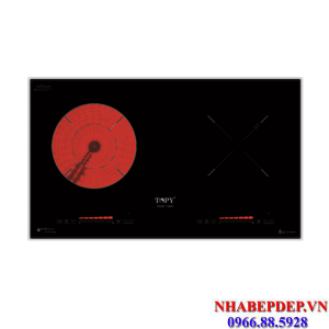 Bếp 1 Từ 1 Hồng Ngoại TOPY TP-1386s