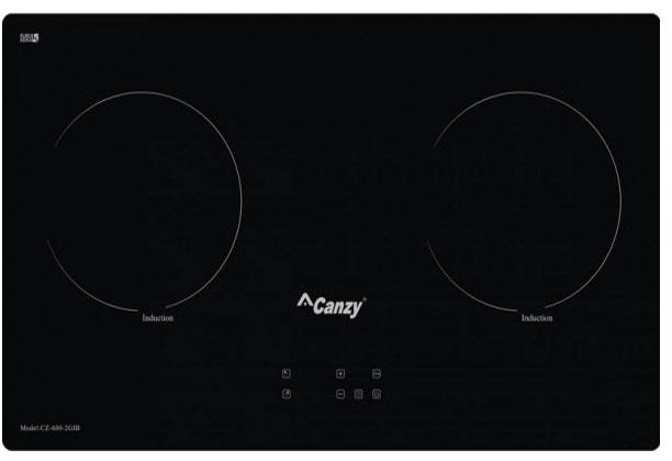 Bếp Từ Canzy CZ 600-2GIB