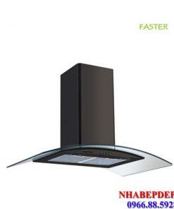 Máy Hút Mùi Faster FS 3388C2-90 Black
