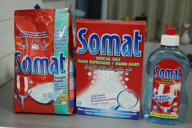 Bộ chất tẩy rửa Somat
