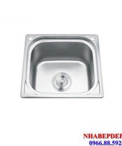 Chậu rửa bát 1 hố Gorlde GD011