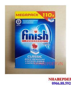 Viên Tẩy Rửa Finish 110 Viên