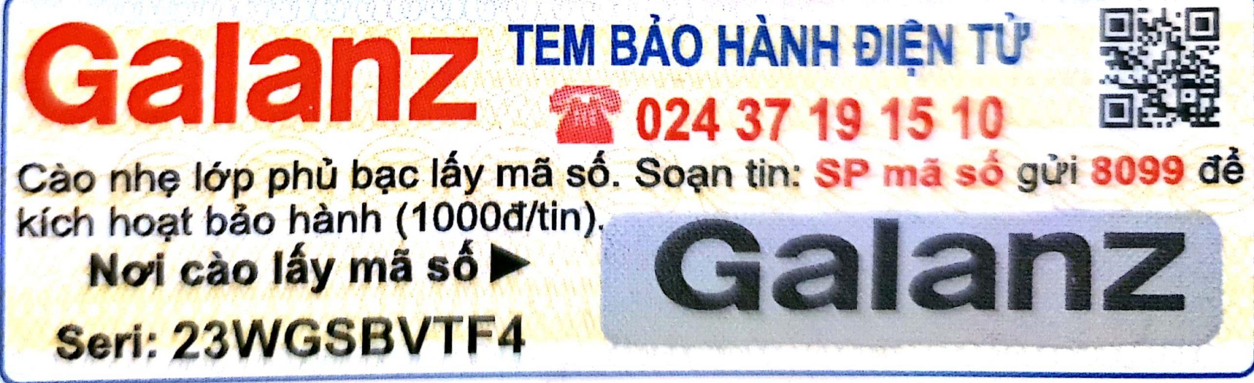 Tem Bao Hanh Dien Tu
