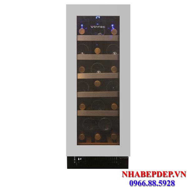Tủ trữ rượu vang Vintec V20SGES3 20 chai